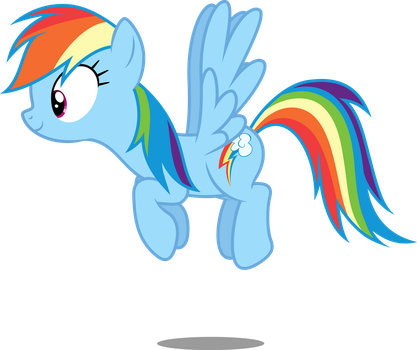 Vector #88 - Rainbow Dash #16 by DashieSparkle