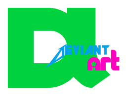 Deviant Art Revamp Logo by alpha-power