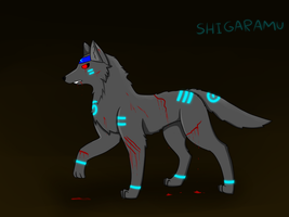 request 2: Shigaramu by LN-Polar