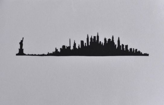 New York City Skyline by fit51391