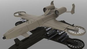 Halberd FL 1 WiP by Quesocito