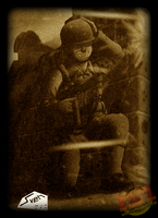 TFOOB -Old Photo style- by Panzerfire