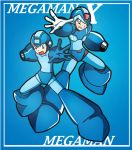 Double Heroes: X and Megaman. by SaitoKun-EXE