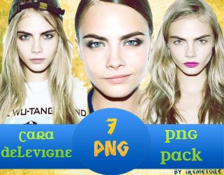 Cara Delevigne Png Pack By IremEtoile by IremEtoile
