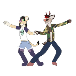 Dance (contest entry) by FlameNelson