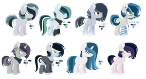 Adopts Batch #1 (2/8) by xiStarrle-x