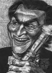 Mr. Hyde (Jack Palance) by TheDaveL