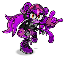 Sonic Adventure Style Savana by S-A-V-A-N-A