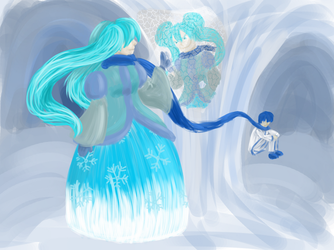 The Snow Queen by 2-5-9