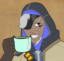 Overwatch - How About a Nice Big Cup... by itsaaudraw