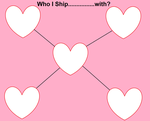 Who I Ship with Meme by roseprincessmitia
