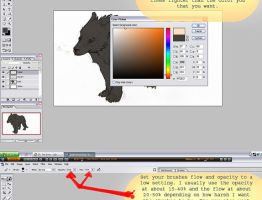 Coloring Images In Adobe 7 by drak