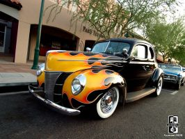 One Hot Ford Deluxe by Swanee3