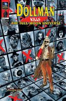Dollman Kills the Full Moon Universe #1 cover  by RobertHack