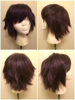 Noodle wig from the GORILAZ by taiyowigs