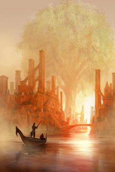 sanctuary by MarcSimonetti