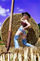 Farmer's Daughter by tvds