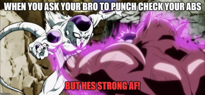 Toppo punch!!!! by antcow