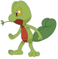 Yet another Treecko