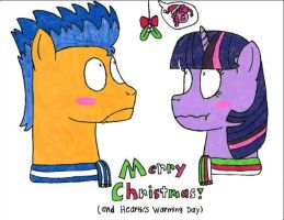 Merry Christmas (and Hearth's Warming Day) 2014 by Magicgirl88