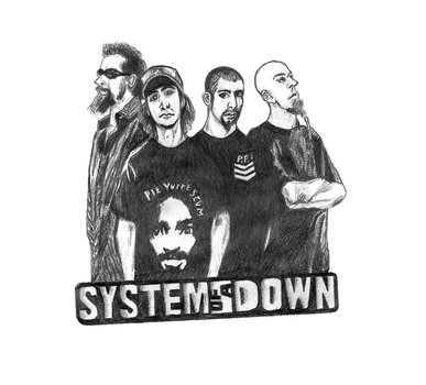 System of a Down by crepish