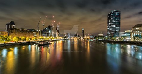 Lambeth Bridge - London by safa-kadhim