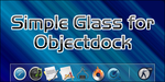 Simple Glass for Object Dock by bluecifer1