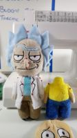 WIP Wednesday- Wubba Lubba Dub Dub by FeatherStitched