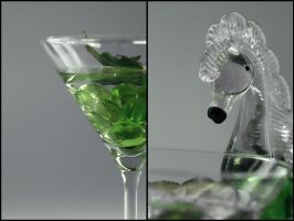 Glass things by Cavin