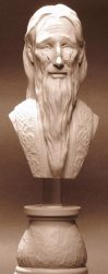 Dumbledore Bust by AlfredParedes
