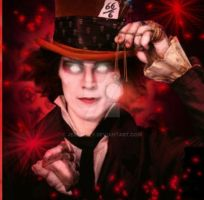 Mad Hatter by Jess3bely