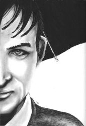 Robin Lord Taylor by KaganMasters
