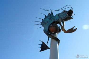 Plymouth Harbour Beastie by FoxDesigns