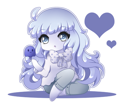 . + * Little Ghosts * + . by Noirepaws