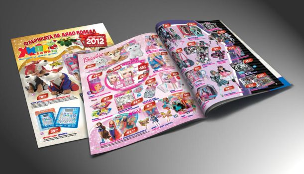 Christmass Catalogue 2012 by stpp