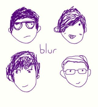 Blur cartoon by tripus