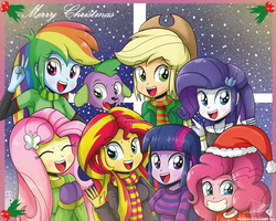 .:Merry Christmas to All:. by The-Butcher-X