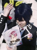 Blue Exorcist- Kuro it's only for real men like me by K-I-M-I
