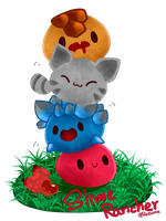 Slime Rancher by Russona