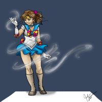 Sailormoon Threadcaster by jameson9101322
