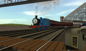 NWR No.1 E2-X 'Thomas' c.1961 by explosivecookie
