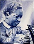Otis Spann by Atlasrising