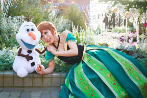 Princess Anna of Arendelle 3 by MinoruneTomo