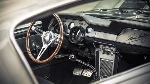 G.T.500 Eleanore Interior by AmericanMuscle
