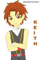 -PR- Just Keith by pichu22cj
