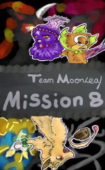 Team Moonleaf Mission 8 Cover by roryrrules123