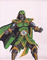 Doctor Doom by coyote117