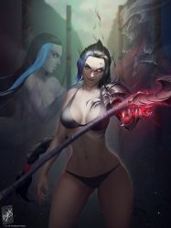 Kayn (Special) by TheMaestroNoob