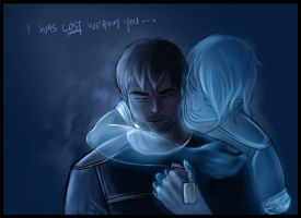 I was Lost Without You by Firera