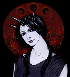 Hecate by alison-nyash